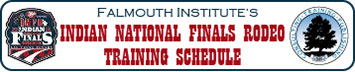 Falmouth Institute INFR Training Schedule