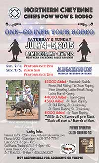 Lame Deer One Go Rodeo