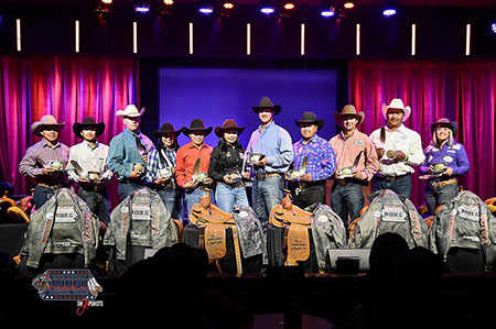 2018 Indian National Finals Rodeo World Champions