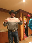 2019 Indian National Finals Rodeo Back Number Ceremony - Behind the Scenes