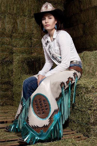 Amanda Kay - Miss Indian Rodeo 2014