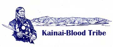 Kainai Blood Tribe